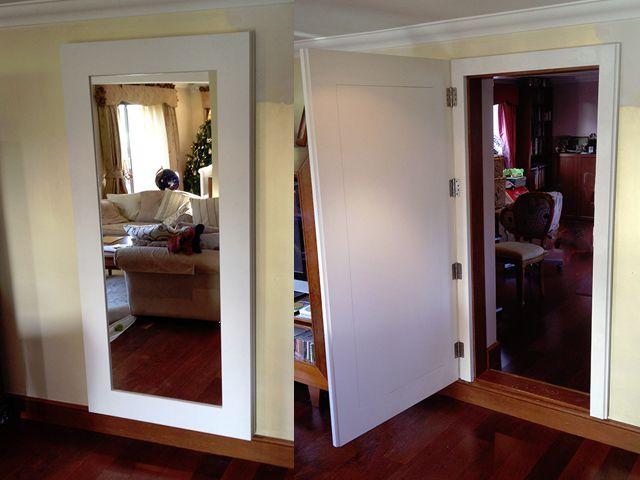 Зеркальные двери: особенности и разновидности Двери Дома 60